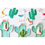Guirnalda Cactus & Llama