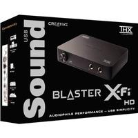 Tarjeta De Sonido Creative Sound Blaster X-Fi HD