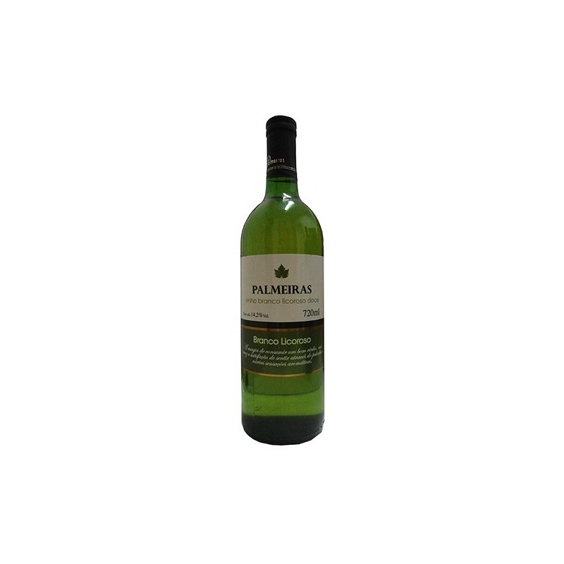 Vinho Branco Reserva Licoroso Niagara Doce 720ml - Palmeiras