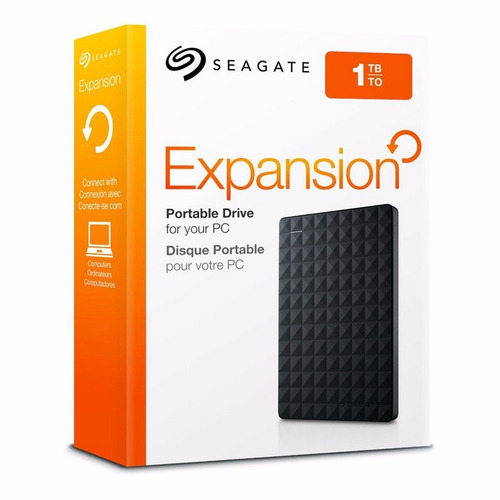 Disco Rigido Externo 1tb Seagate Usb 3.0 Expansion Xbox Ps4