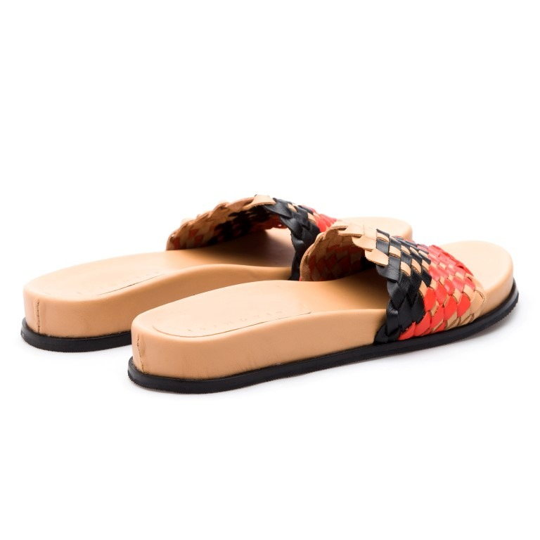 Slide Sophie Beige/ Summer Sale 50% OFF