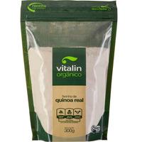 Farinha de Quinoa Real Organica - 300g Vitalin