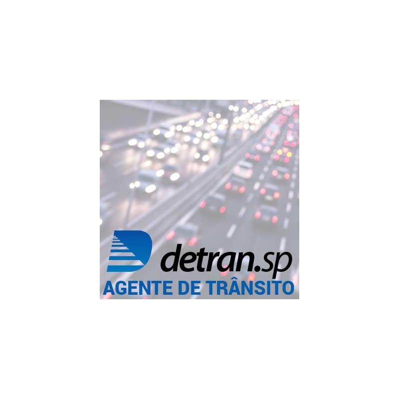 Curso online Agente de Trânsito Detran Legislação de Trânsito