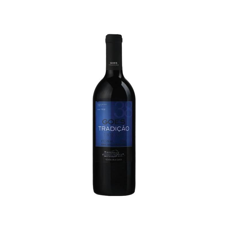 Vinho Tradição Tinto Seco Izabel/Bordô 720ml - Góes