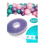 cinta balloon tape para armar arcos organicos globos