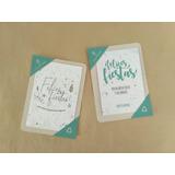 5 Postales Plantables - Felices Fiestas !