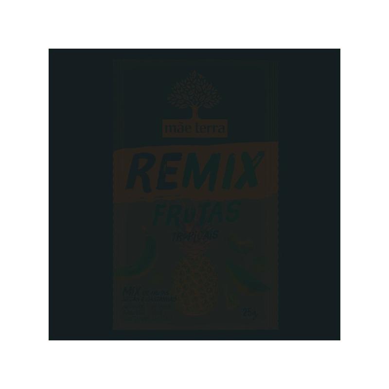 REMIX Frutas Tropicais (Mix de Frutas+Caju) - 25g Mae Terra