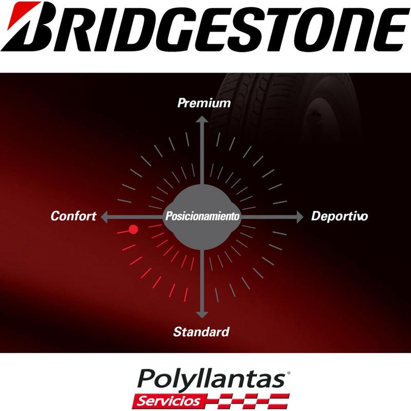185-60 R15 84H B 250  Bridgestone DESCONTINUADA