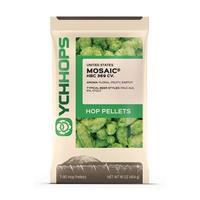 Lupulo Mosaic® Brand HBC 369 CV -  454 g, Kit Cerveza Artesanal