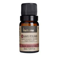 Oleo Essencial de Cravo Folhas - 10ml - Via Aroma