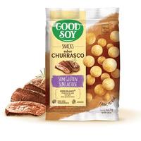 Salgadinho de Soja Snack Churrasco - 25g GoodSoy