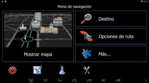 Navegador Igo Primo O Nextgen Con Ultimos Mapa De Argentina