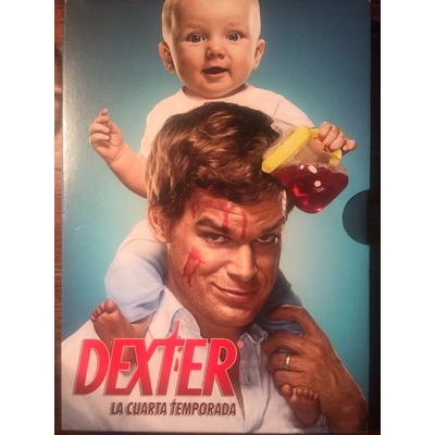 Dvd Dexter Temporada 4 / Season 4 | 365cine