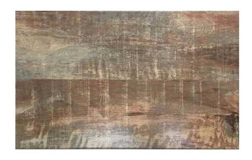 Ceramica Cortines 35x60 Simil Madera Parquet Cerezo 2da