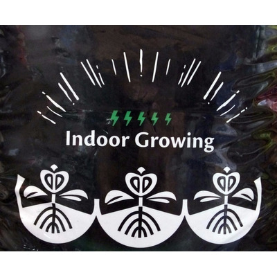Grow mix multipro indoor 20 litros jardin urbano for Jardin urbano shop telefono