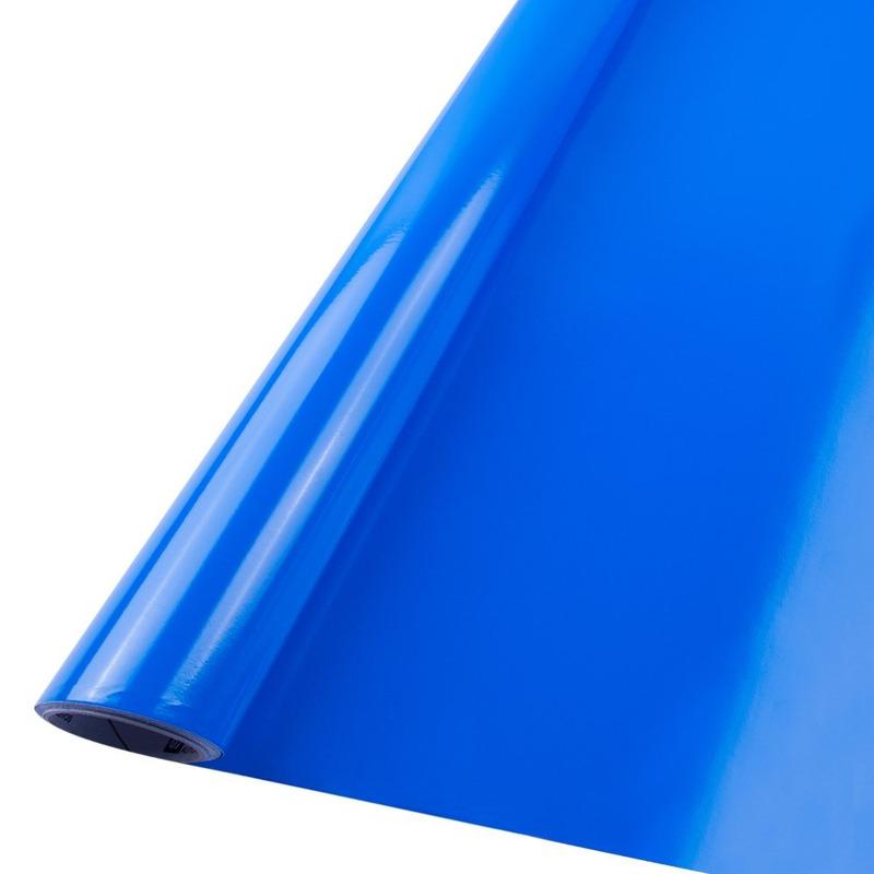 Vinil adesivo Goldmax azul céu larg. 0,61 m