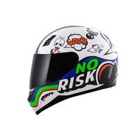 Capacete Norisk FF391 Panic Branco