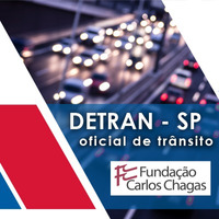 Curso Detran SP 2019 Oficial de Trânsito Raciocínio Lógico Matemático