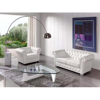 Lampara De Pie Arco Cromo Moderna Base Marmol Carrara 35kg