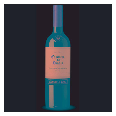 Vinho Fino Cabernet Casillero Del Diablo 750ml - Concha y Toro