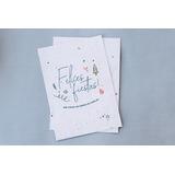10 Postales Felices Fiestas Plantables