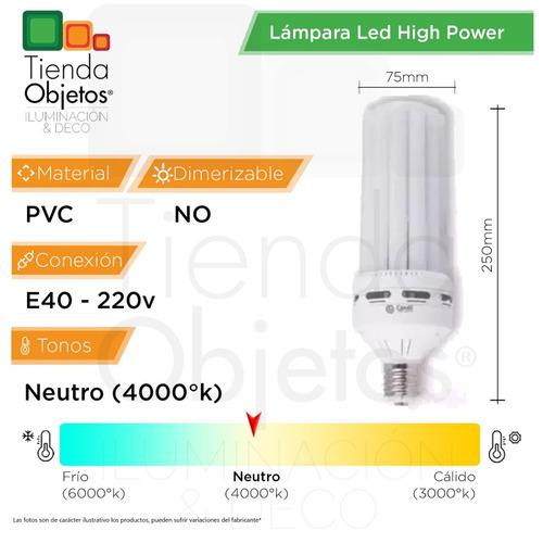 27w200w High Led Power Candil E40 2700lm 220v Lampara n0mwN8