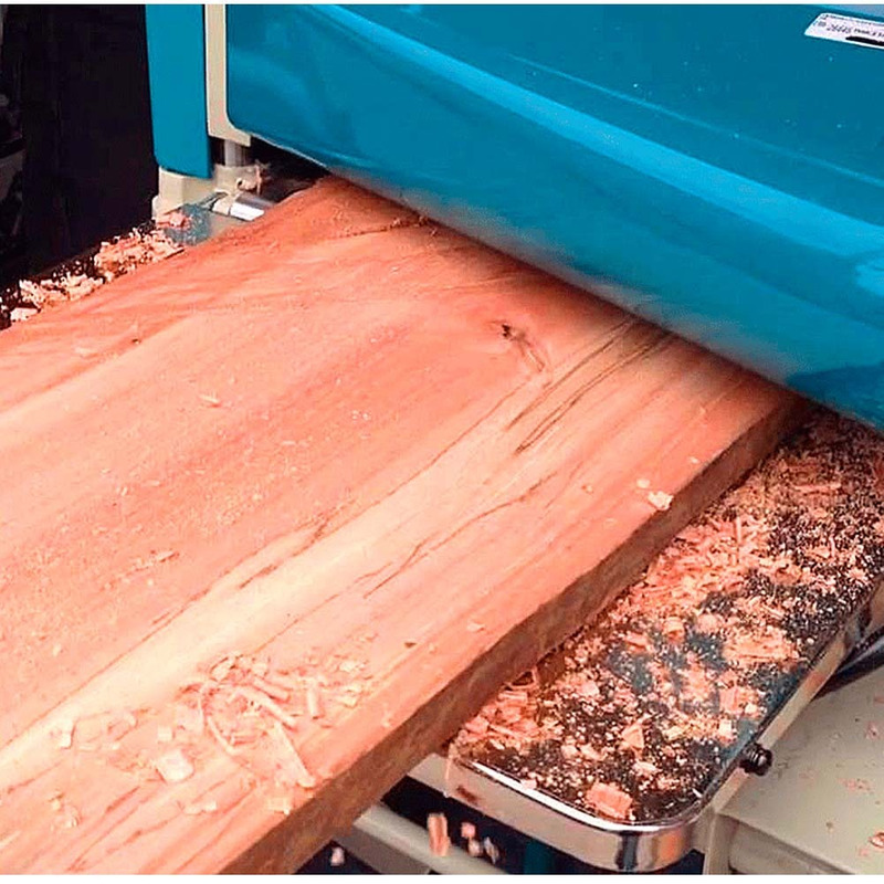 Kit Plaina 2012NB + Faca para Desengrosso + Coletor de Pó - Makita - Combo 2012NB
