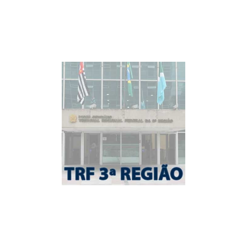 Curso TRF 3 Técnico Judiciário AA Direito Administrativo 2018