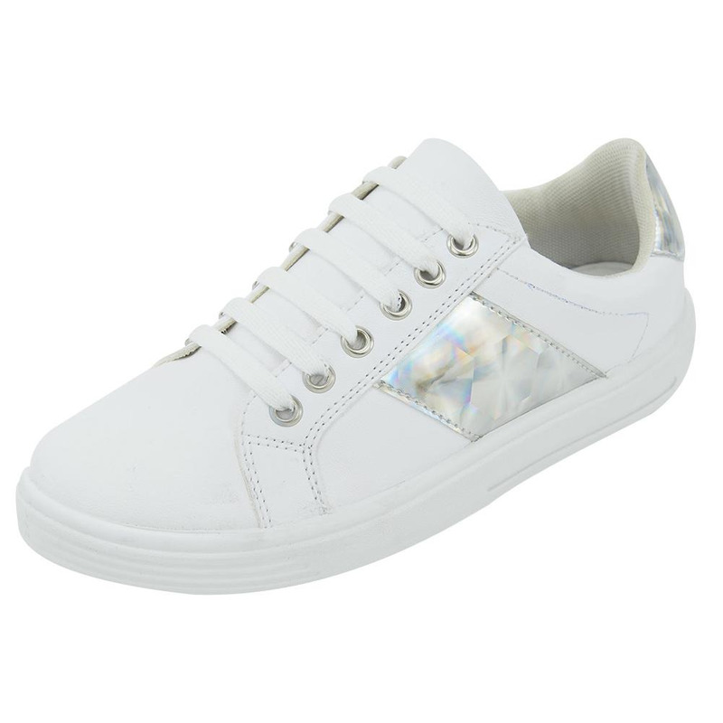 Combo Sneakers 2X1 Blanco Y Negro 020550