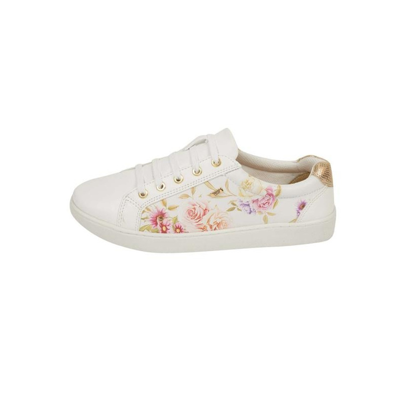 Sneakers Flexi blancos estampados F33505