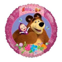 globo masha y el oso 22 cms