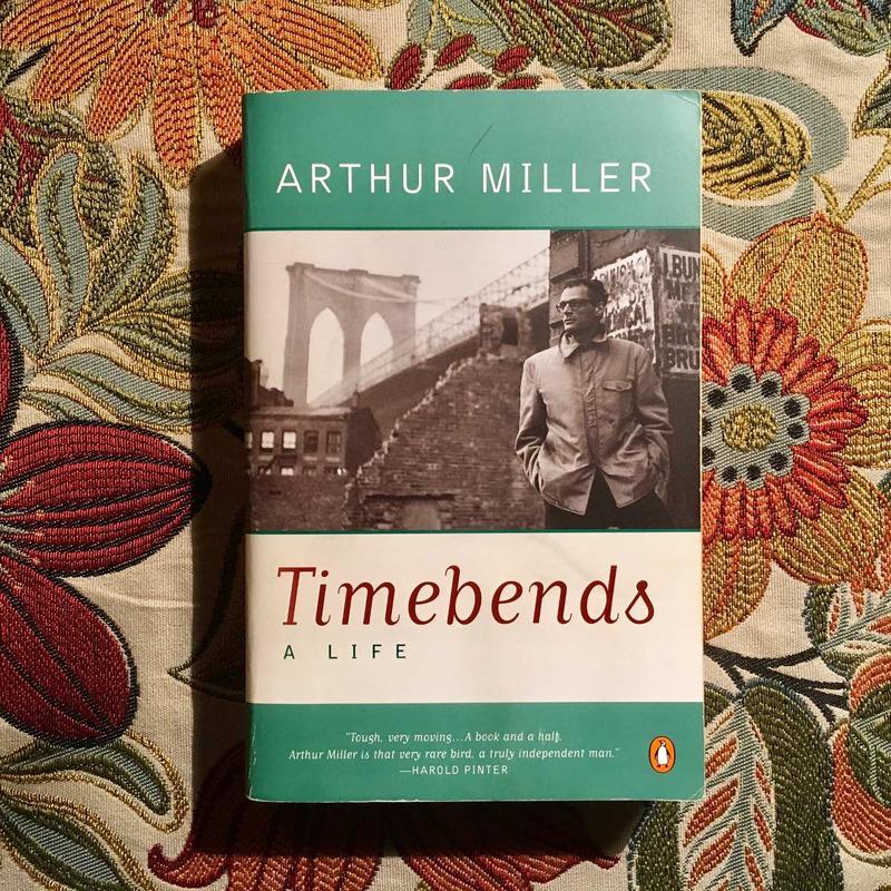 Arthur Miller.  TIMEBENDS.