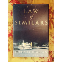 Chris Bohjalian.  THE LAW OF SIMILARS.