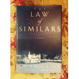 Chris Bohjalian.  THE LAW OF SIMILARS.