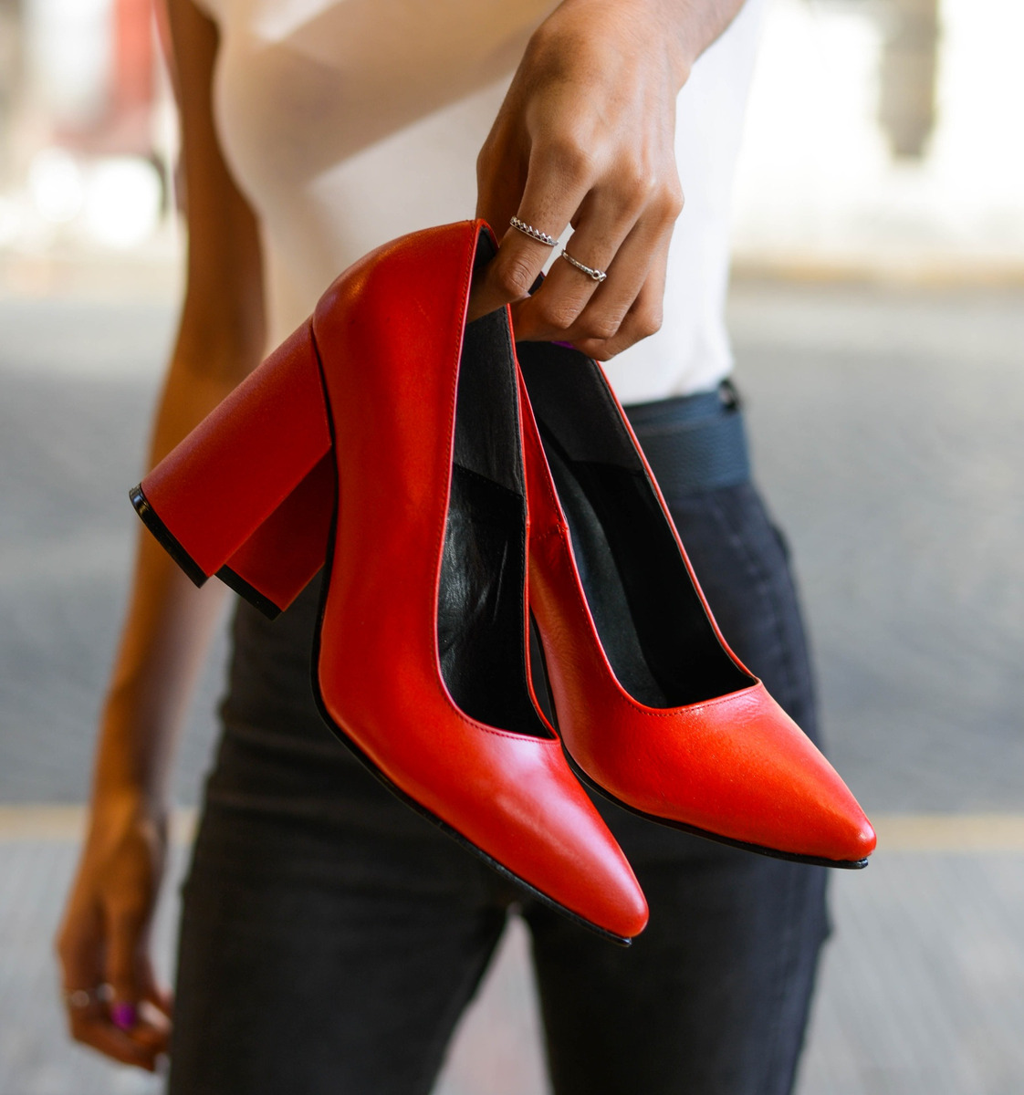 Stiletto 750 Rojo