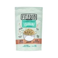 Snack Edamame Levemente Salgado - 100g - Fit Food