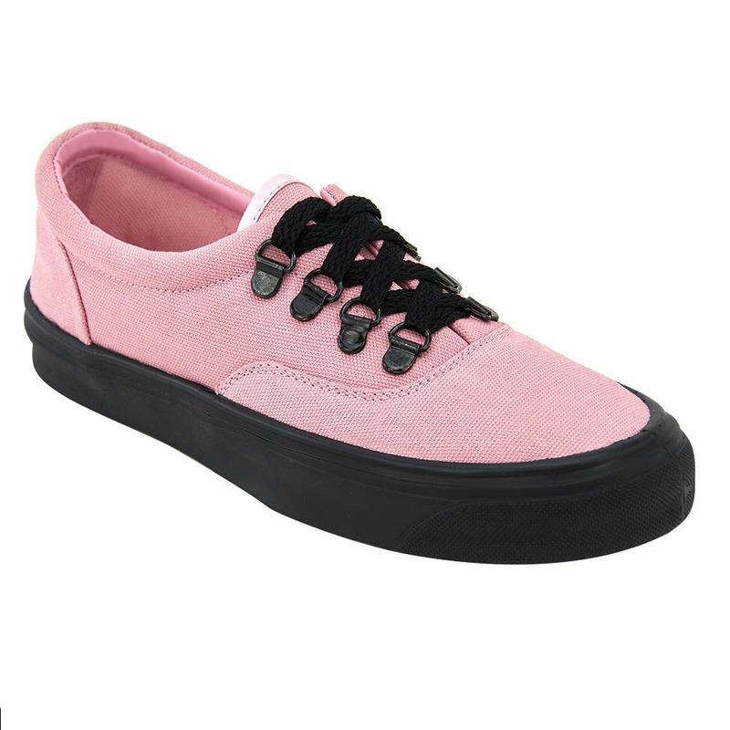 Combo Sneakers 2X1 Negro Y Rosa 020635