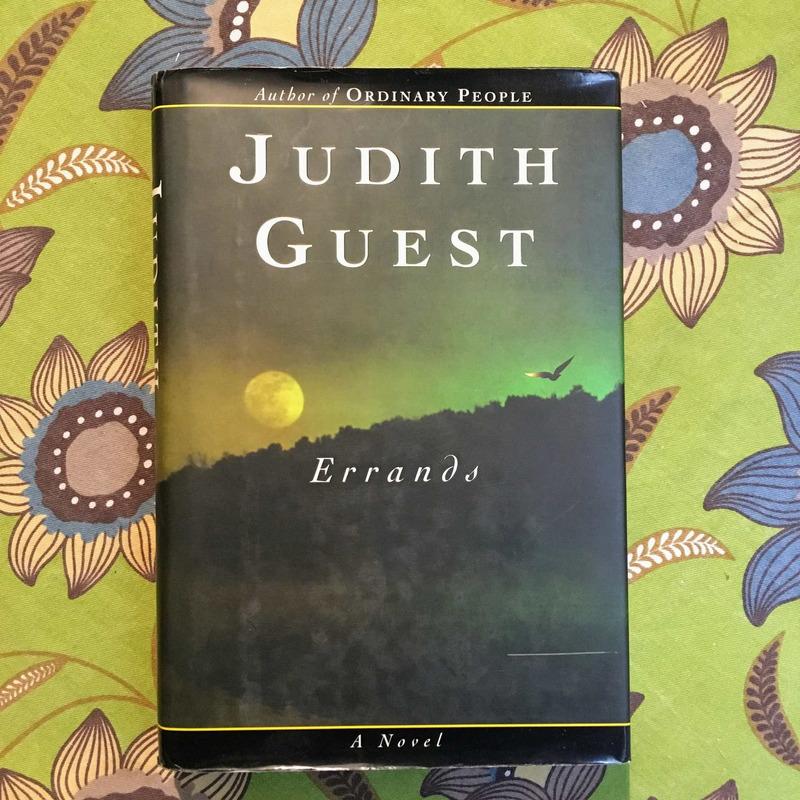 Judith Guest. ERRANDS.