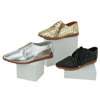 Combo Sneakers 3X1 Brillantes 020835