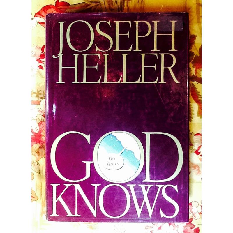 Joseph Heller.  GOD KNOWS.