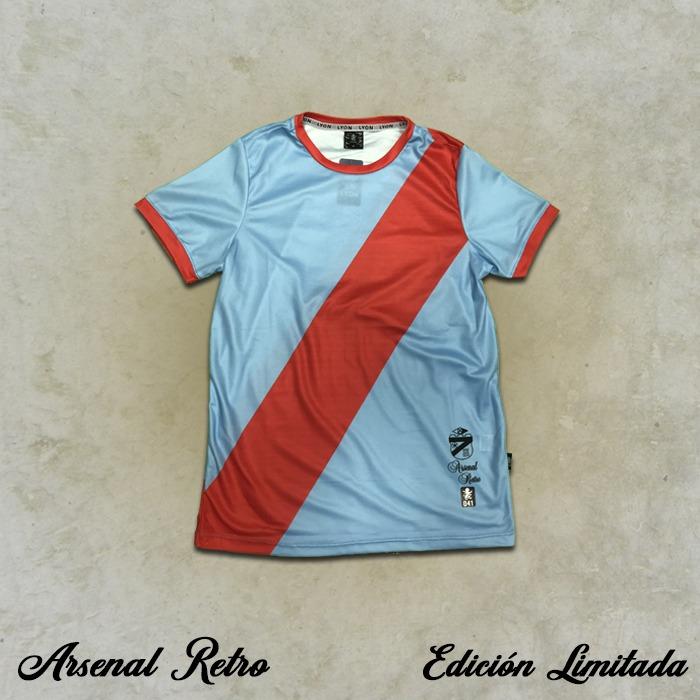 Camiseta Retro - Eduardo Julio Urtasun