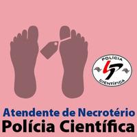 SPTC - Polícia Científica - Atendente de Necrotério - Biologia