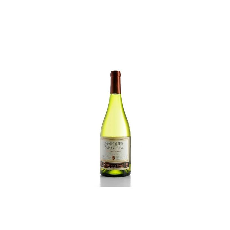 Vinho Fino Chardonnay 750ml - Marques de Casa Concha