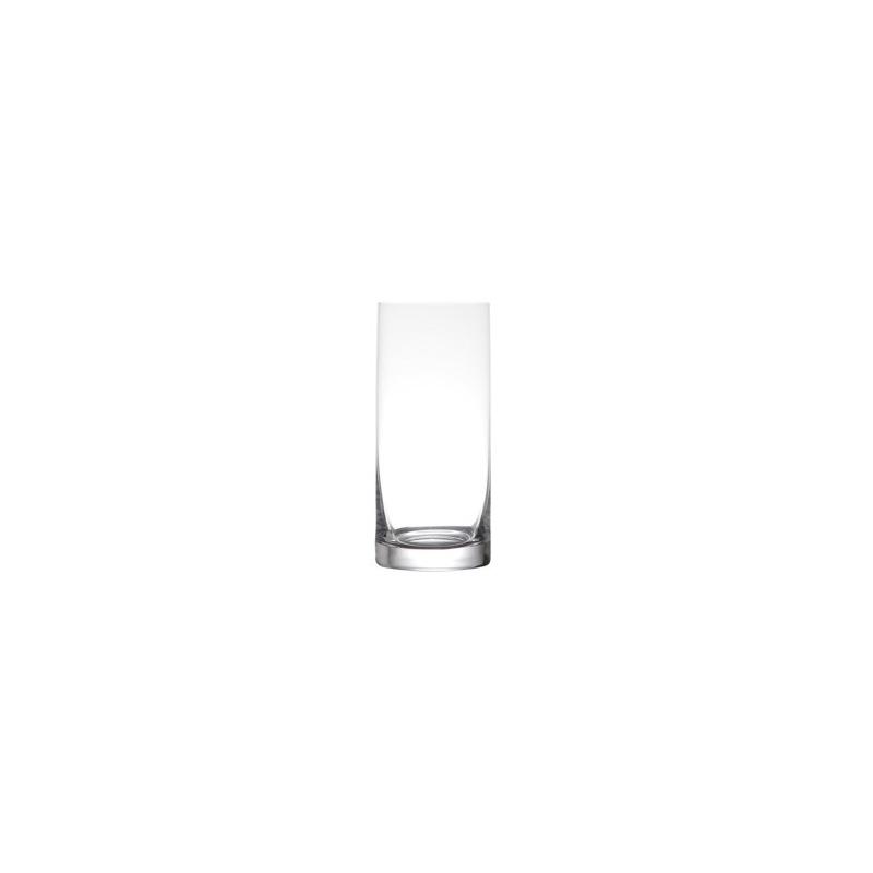 Jogo 06 Copos de Vidro Cristalino Barline 470ml - Bohemia 4105521
