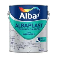 Enduido Plástico Albaplast Blanco Interiores 4 OGUS