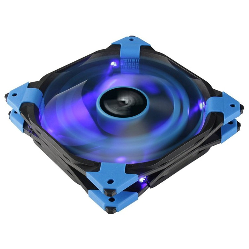 COOLER FAN 14CM AEROCOOL EN51622 DS AZUL