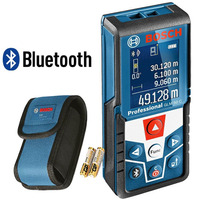 Trena à Laser com Função Bluetooth 50 Metros - GLM 50 C - Bo