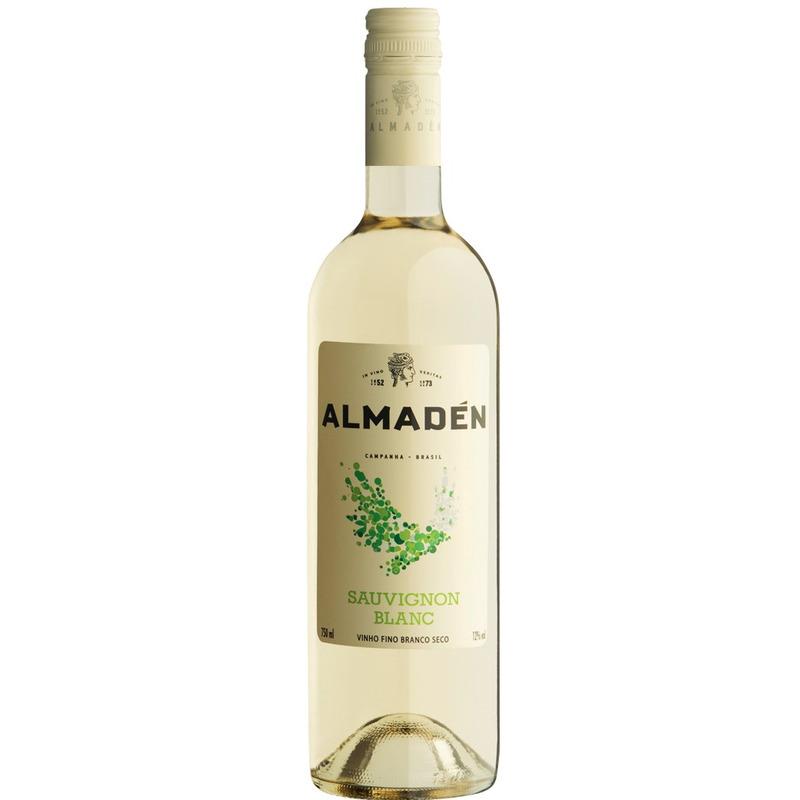 Vinho Fino Sauvignon Blanc Almadén Suave 750ML - Miolo