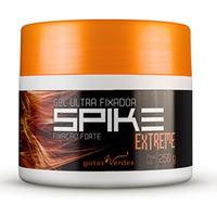 Gel Ultra Fixador Spike Extreme - 250g - Gotas Verdes