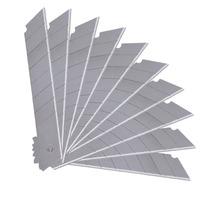 Conjunto 10 Lâminas para Estilete 18mm - 78969 - Sparta